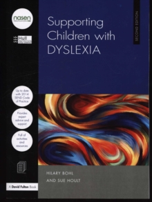 Supporting Children with Dyslexia, Paperback Book