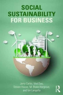 Social Sustainability for Business, Paperback Book