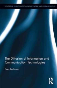 The Diffusion of Information and Communication Technologies, Hardback Book