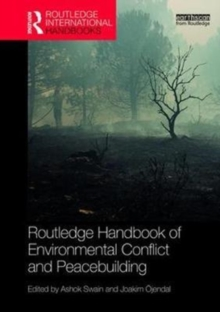 Routledge Handbook of Environmental Conflict and Peacebuilding, Hardback Book