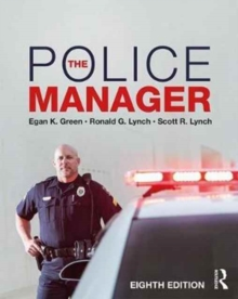 The Police Manager : 8th Edition, Paperback Book