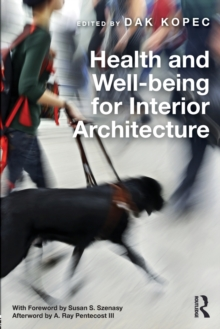 Health and Well-being for Interior Architecture, Paperback Book