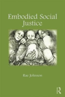 Embodied Social Justice, Paperback Book