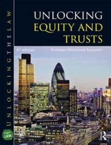 Unlocking Equity and Trusts, Paperback Book