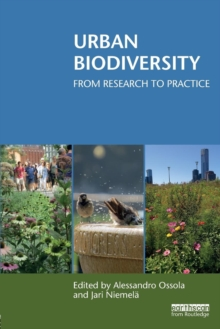 Urban Biodiversity : From Research to Practice, Paperback Book