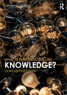 What is this thing called Knowledge?, Paperback / softback Book