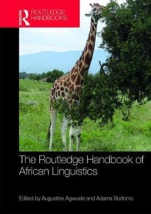 The Routledge Handbook of African Linguistics, Hardback Book
