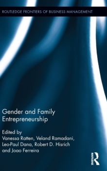 Gender and Family Entrepreneurship, Hardback Book