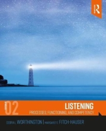 Listening : Processes, Functions, and Competency, Paperback Book
