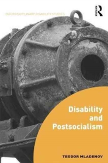 Disability and Postsocialism, Hardback Book