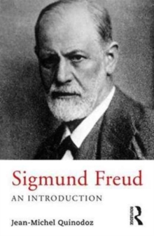 Sigmund Freud : An Introduction, Paperback Book