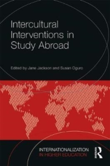 Intercultural Interventions in Study Abroad, Paperback Book
