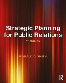 Strategic Planning for Public Relations, Paperback / softback Book