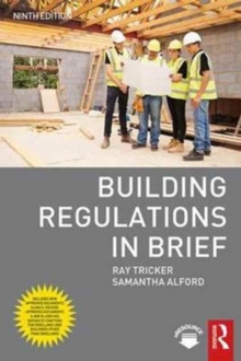 Building Regulations in Brief, Paperback / softback Book