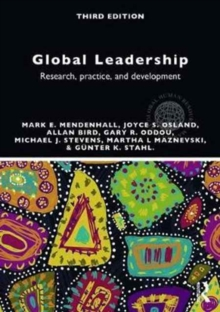 Global Leadership : Research, Practice, and Development, Paperback Book