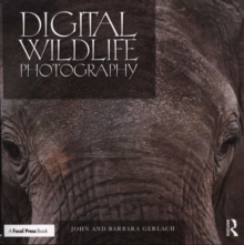 Digital Wildlife Photography, Paperback Book