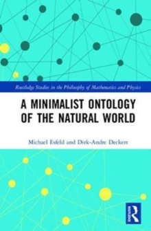 A Minimalist Ontology of the Natural World, Hardback Book