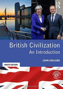 British Civilization : An Introduction, Paperback / softback Book