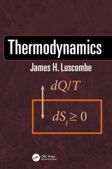 Thermodynamics, Hardback Book