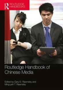 Routledge Handbook of Chinese Media, Paperback Book