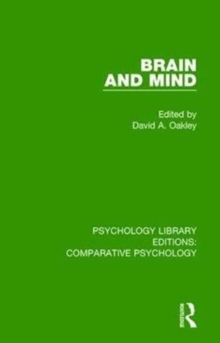 Brain and Mind, Hardback Book