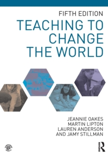 Teaching to Change the World, Paperback Book