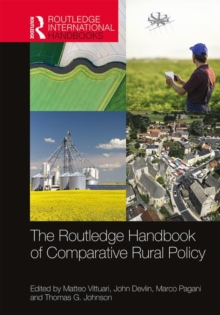 The Routledge Handbook of Comparative Rural Policy, Hardback Book