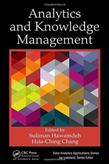Analytics and Knowledge Management, Hardback Book