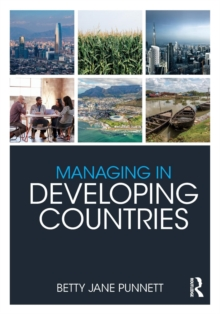 Managing in Developing Countries, Paperback Book