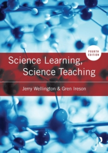 Science Learning, Science Teaching, Paperback / softback Book