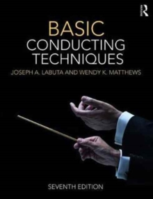 Basic Conducting Techniques, Paperback Book