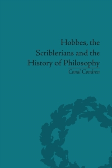 Hobbes, the Scriblerians and the History of Philosophy, Paperback / softback Book