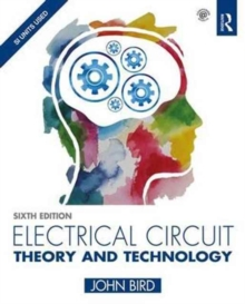 Electrical Circuit Theory and Technology, 6th ed, Paperback Book