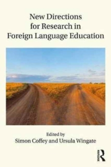 New Directions for Research in Foreign Language Education, Paperback Book