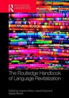 The Routledge Handbook of Language Revitalization, Hardback Book