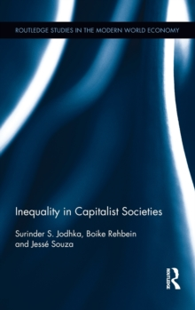 Inequality in Capitalist Societies, Hardback Book