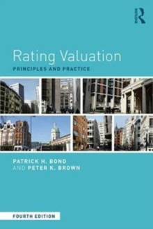 Rating Valuation : Principles and Practice, Paperback Book