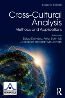 Cross-Cultural Analysis : Methods and Applications, Second Edition, Paperback Book