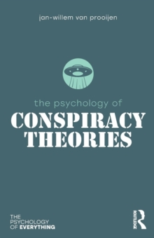 The Psychology of Conspiracy Theories, Paperback / softback Book