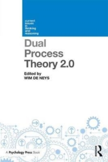 Dual Process Theory 2.0, Paperback Book