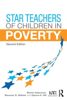 Star Teachers of Children in Poverty, Paperback Book