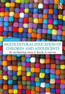 Multicultural Education of Children and Adolescents, Paperback Book