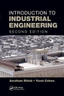 Introduction to Industrial Engineering, Second Edition, Paperback Book