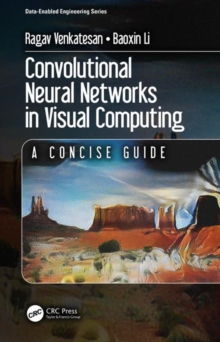 Convolutional Neural Networks in Visual Computing : A Concise Guide, Paperback Book