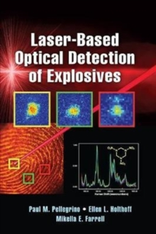 Laser-Based Optical Detection of Explosives, Paperback Book