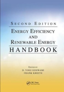 Energy Efficiency and Renewable Energy Handbook, Paperback / softback Book