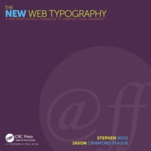 The New Web Typography : Create a Visual Hierarchy with Responsive Web Design, Paperback / softback Book