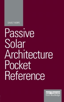 Passive Solar Architecture Pocket Reference, Paperback Book