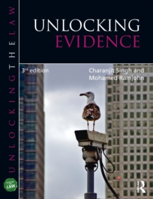 Unlocking Evidence, Paperback / softback Book