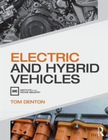 Electric and Hybrid Vehicles, Paperback / softback Book